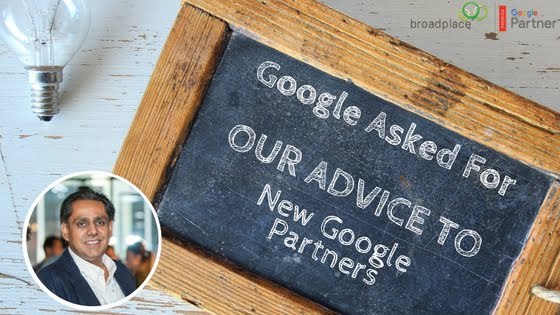 how to become google partner agency