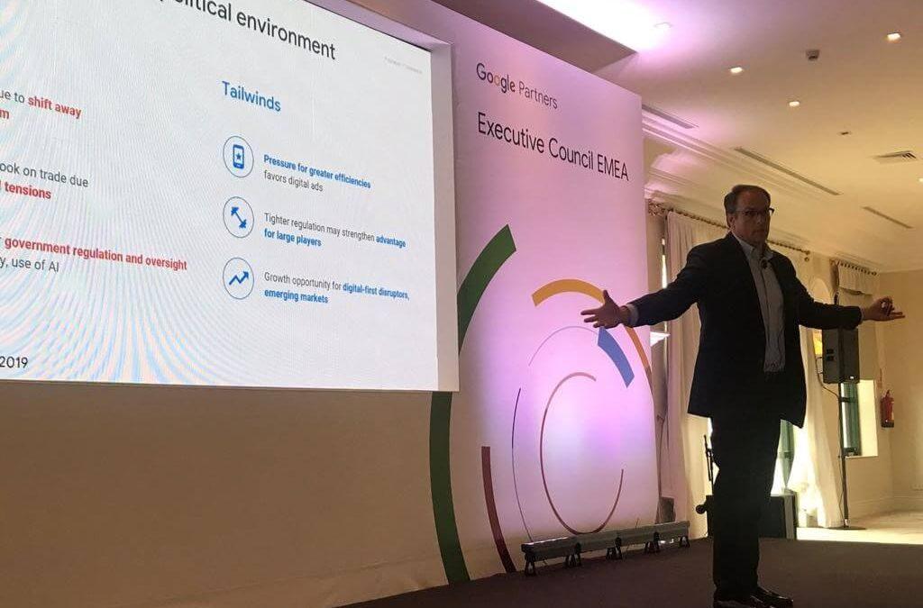 Broadplace attend Google Partners Executive Council EMEA