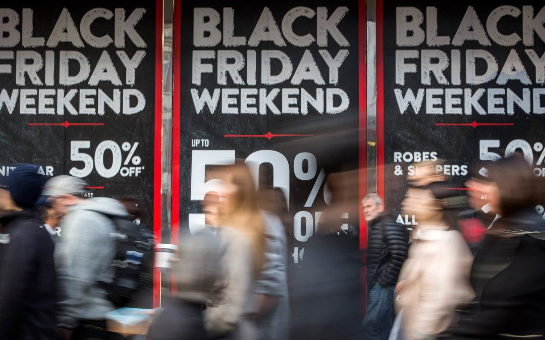 Preparing Your PPC Campaigns For Black Friday