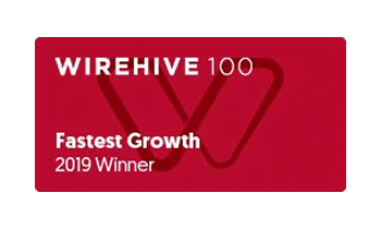 Wirehive 2019 - Fastest Growth Agency