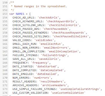 Link checker Script